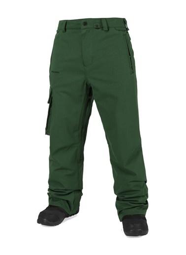 Volcom Snowboard Pantolonu Yeşil